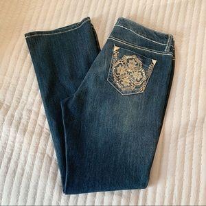 Nine West bootcut jeans Size 12/31